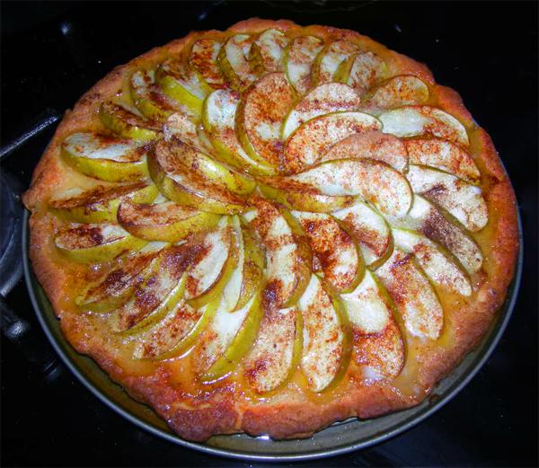 пирог рыбный рецепт без дрожжей #14